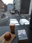 Utsikt från Lagkagehuset <3
