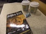 Mc Donalds... Mycket kaffe blev det...