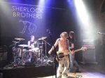 Sherlock Brothers (sjukt nice backdrop)