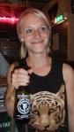 Betty och snygg-öl!