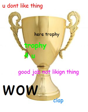 Such trophy wow