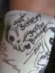 Signatur av Bieber AHMAJGAwD!!!