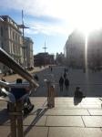 Soligt Oslo.