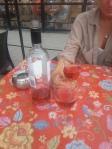 Men en fin kväll med vin, middag och biljard i sällskap av Therése vägde upp.