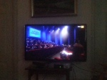Live DVDs three nights in a row, I love norwegian tv.